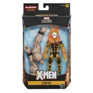 X-Men Marvel Legends action figure Sunfire