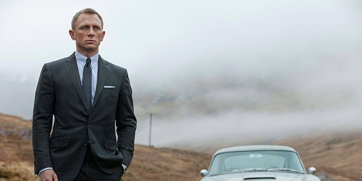 Top James Bond films: Deel 1 Daniel Craig