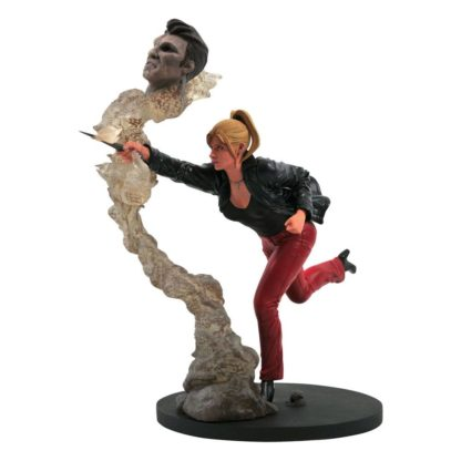 Buffy the vampire slayer gallery pvc statue Buffy summers