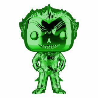 DC Comics Joker Chrime Funko Pop Green