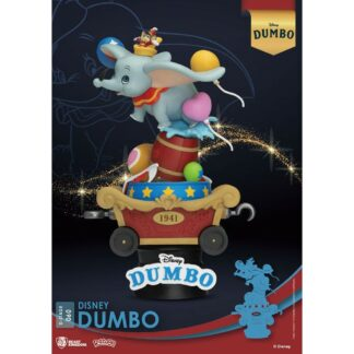 Disney D-stage PVC Diorama Dumbo movies Disney