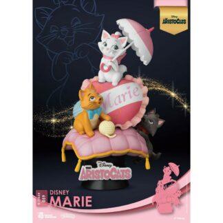 Disney D-stage Marie Aristocats PVC Diorama