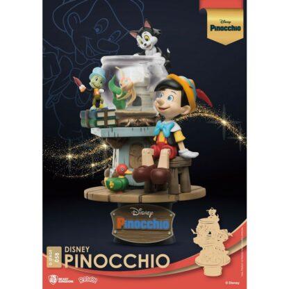 D-stage PVC Diorama Pinocchio movies Disney