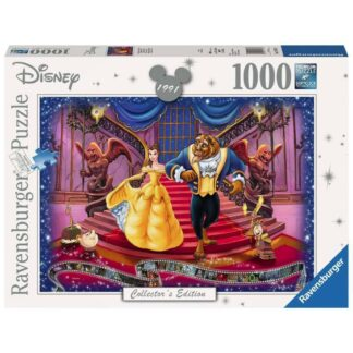 Disney Beauty and the beast Collector's Edition puzzle
