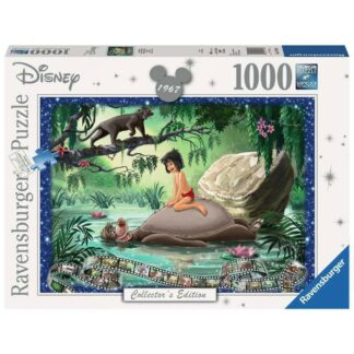 Disney Puzzel Collector's edition Jigsaw movies