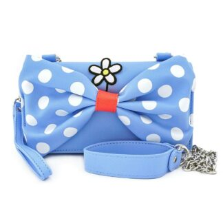 Disney Loungefly Clutch Minnie Mouse Positively Polka Dots