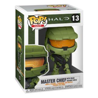 Halo Infinite Funko Pop Master Chief games
