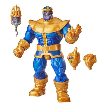Marvel Legends series action figure Thanos Hasbro