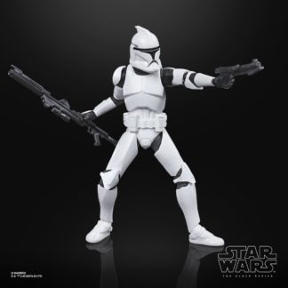 Clone Trooper Phase black series action figure