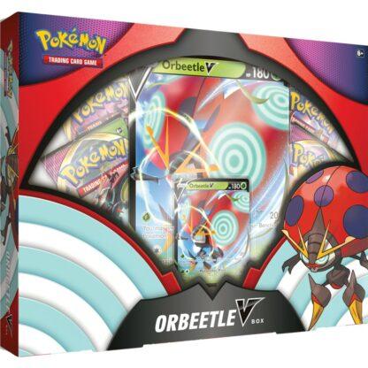 Pokémon Orbeetle Vbox Nintendo Trading Card Company