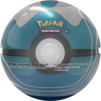 Pokémon Pokéball Tin Nintendo Trading Card Company