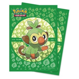 Pokémon Sleeves Grookey Nintendo Games