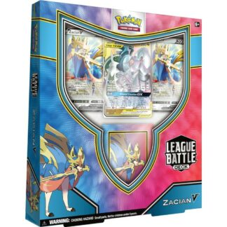 POkémon League Battle Deck Zacian