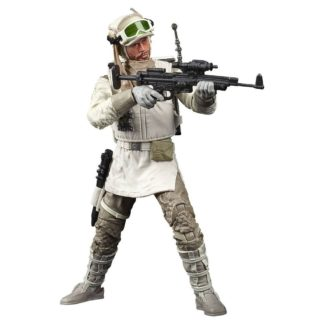 Rebel Trooper Hoth Black series action figure Hasbro