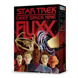 Star Trek Deep Space Nine Fluxx kaartspel