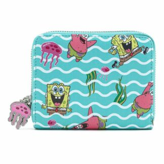 SpongeBob SquarePants Loungefly portemonnee Jelly Fishing