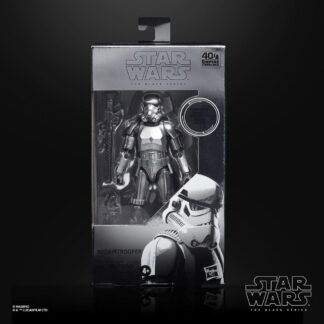 Star Wars Hasbro Carbonized Stormtrooper action figure movies