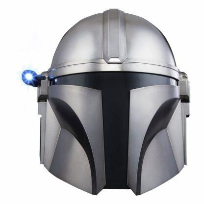 Star Wars series helmet electronic black series Mandalorian