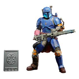 Star Wars Mandalorian Credit Collection action figure Heavy Infantry Mandalorian
