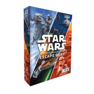 Star Wars bordspel Unlock Nederlands