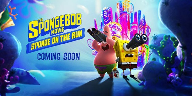 Review: The SpongeBob movie: Sponge on the run