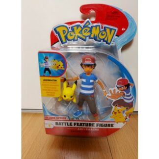 Ash Pokémon action figure Pikachu Nintendo