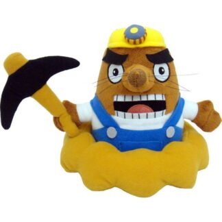 Animal Crossing Resetti knuffel Nintendo