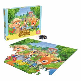 Animal Crossing Puzzel Characters jigsaw New Horizons