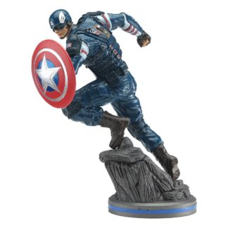 Marvel Captain America PVC statue