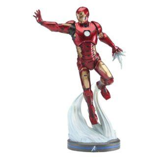 Marvel Avengers Endgame PVC statue videogame
