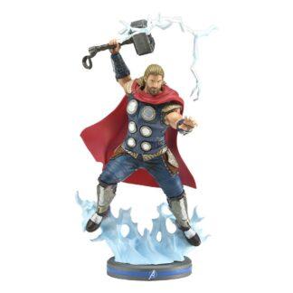 Avengers Marvel PVC statue Marvel Videogame