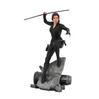 Marvel movie premier collection statue Black Widow Marvel