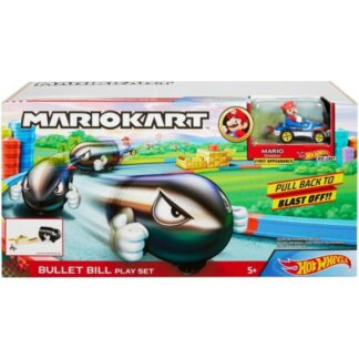Bullet Bill Hot Wheels Nintendo Mario Kart