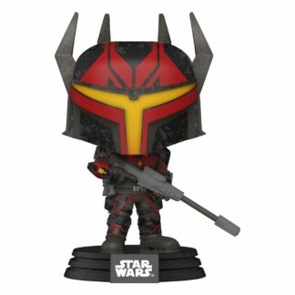 Clone Wars Funko Pop Star Wars Darth Maul's Captain