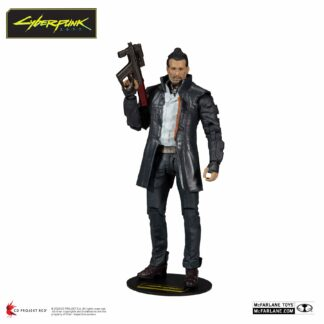 Cyberpunk 2077 action figure Takemura games