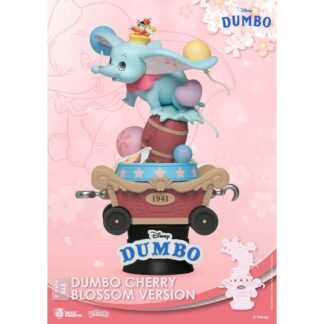 Disney D-stage PVC diorama Dumbo Blossom Version