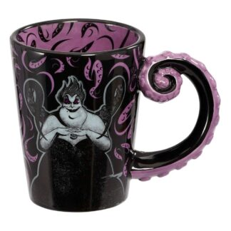 Disney villains mug mok Ursula Disney