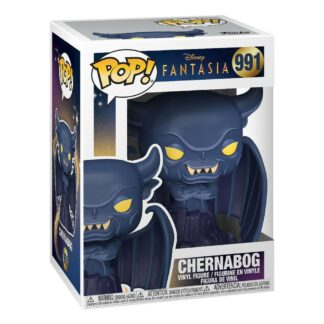Fantasia Menacing Chernabog Funko Pop movies Fantasia