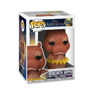 Funko Pop Hyacinnth Hippo movies Fantasia
