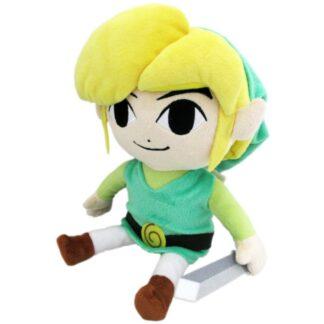 Legend Zelda Wind Waker Link knuffel