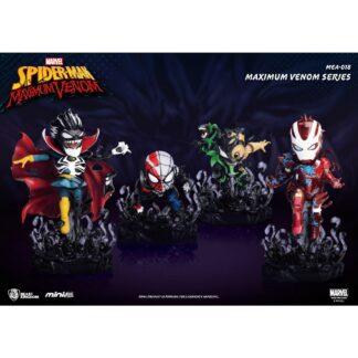 Marvel Maximum Venom Collection Mini Egg attack figure Bundle set