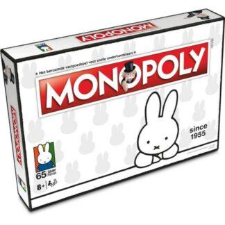 Monopoly Nijntje bordspel Hasbro