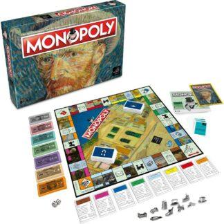 Monopoly Van Gogh Bordspel