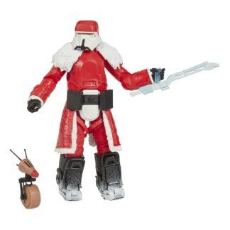 Star Wars black series action figure Range Trooper Holiday Edition