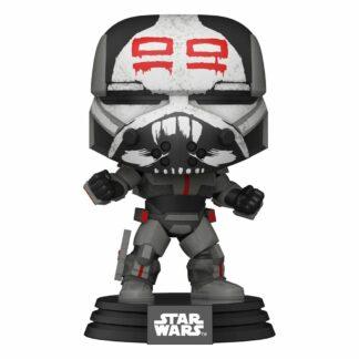 Star Wars clone wars Funko Pop Wrecker