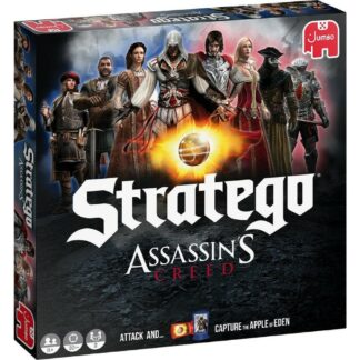 Stratego Assassin's Creed bordspel games