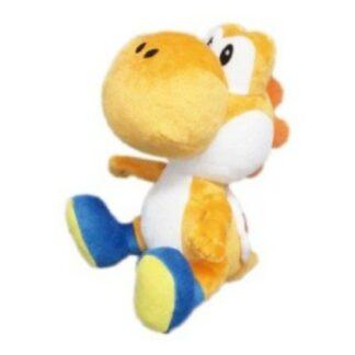 Super Mario Orange Yoshi Knuffel