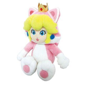 Super Mario knuffel Cat Peach