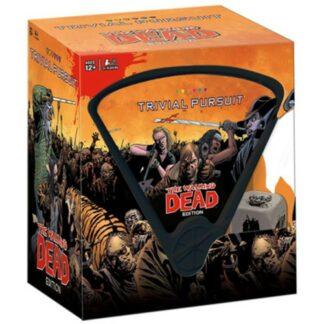 Walking Dead Comic Trivial Pursuit series