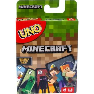 Uno bordspel Minecraft games